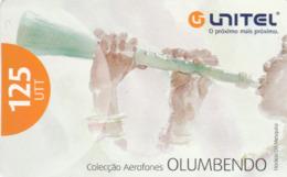 Angola - Unitel - Olumbendo - Angola