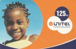 Angola - Unitel - Child - Angola