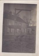 UNE POTENCE PHOTO DE 6cm  X  9cm Ecrit Au Dos 1934/35 - Autres