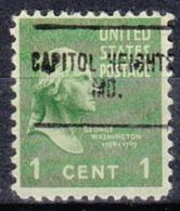 USA Precancel Vorausentwertung Preo, Locals Maryland, Capital Heights 704 - Vereinigte Staaten