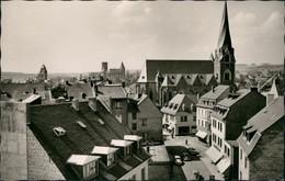 Ansichtskarte Mayen Marktstraße Mit Klemens - Kirche 1960 - Mayen