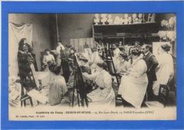 75 PARIS - 16ème, Académie De Passy, Atelier De Dessin-peinture - Arrondissement: 16