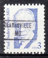USA Precancel Vorausentwertung Preo, Locals Maryland, Clarksville 853 - Vereinigte Staaten