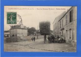 78 YVELINES - CARRIERES SOUS BOIS Rue Du Buisson Richard, Maison Gerbet - France