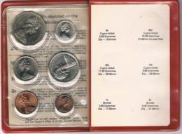 Australia • 1976 • Uncirculated Coin Set - Sets Sin Usar &  Sets De Prueba