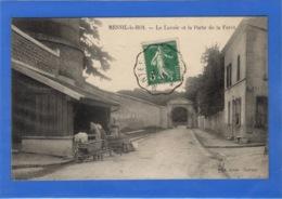 78 YVELINES - MESNIL LE ROI  Le Lavoir Et La Porte De La Forêt (voir Descriptif) - Frankreich