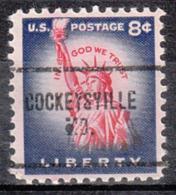 USA Precancel Vorausentwertung Preo, Locals Maryland, Cockeysville 704 - Vereinigte Staaten