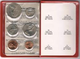 Australia • 1978 • Uncirculated Coin Set - Sets Sin Usar &  Sets De Prueba