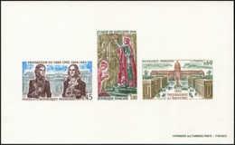 EPREUVES DE LUXE -  1774/76 Série Historique 1973, épreuve Collective, TB Cote : 200 - Luxeproeven