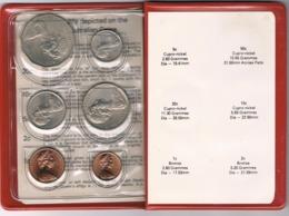 Australia • 1979 • Uncirculated Coin Set - Sets Sin Usar &  Sets De Prueba
