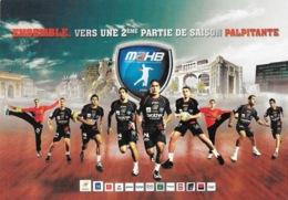 Calendrier Saison 2012-2013 Du Montpellier Hand-Ball (MAHB) - Handball