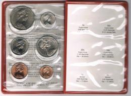 Australia • 1980 • Uncirculated Coin Set - Sets Sin Usar &  Sets De Prueba