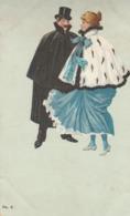 Cartolina  - Postcard / Non  Viaggiata - Unsent /  Coppia - - Couples
