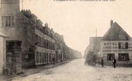 TRAPPES - Le Carrefour De La Vache Noire, Animée - Trappes