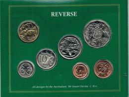 Australia • 1985 • Uncirculated Coin Set - Sets Sin Usar &  Sets De Prueba