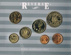 Australia • 1987 • Uncirculated Coin Set - Sets Sin Usar &  Sets De Prueba