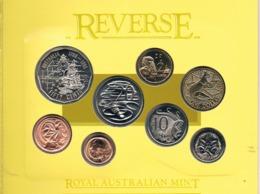 Australia • 1988 • Uncirculated Coin Set - Australia's Bicentenary - Sets Sin Usar &  Sets De Prueba
