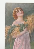 Cartolina  - Postcard /   Viaggiata - Sent /  Guerzoni, Donnina. - Donne