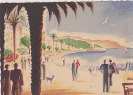 BARRE DAYEZ  1197 P  ( Scan Recto-verso ) - Postcards