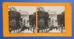 Clichés Stéréoscopiques Albuminés Sur Carton - Paris - Exposition De 1900 - Pavillon De La Presse - Photos Stéréoscopiques