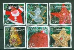 Gibraltar: 2004   Christmas   MNH - Gibilterra