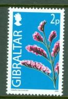 Gibraltar: 2004/06   Wild Flowers     SG1095    2p      MNH - Gibilterra