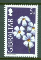 Gibraltar: 2004/06   Wild Flowers     SG1096    5p      MNH - Gibraltar