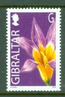 Gibraltar: 2004/06   Wild Flowers     SG1097   G(7p)      MNH - Gibraltar