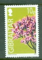 Gibraltar: 2004/06   Wild Flowers     SG1098   10p      MNH - Gibraltar