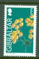 Gibraltar: 2004/06   Wild Flowers     SG1102   E(40p)      MNH - Gibraltar