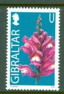 Gibraltar: 2004/06   Wild Flowers     SG1103   U(47p)      MNH - Gibilterra