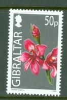 Gibraltar: 2004/06   Wild Flowers     SG1104   50p      MNH - Gibraltar
