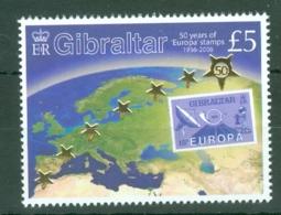 Gibraltar: 2005   50th Anniv Of Europa Stamps   MNH - Gibilterra