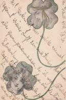 Cartolina  - Postcard /   Viaggiata - Sent /  Donnine - Frauen