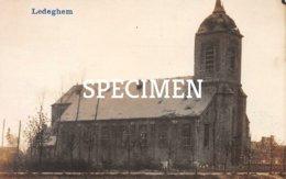 Fotokaart Kerk Ledegem - Ledegem