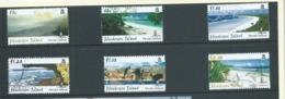 Pitcairn Islands 2006 Henderson Island Set 6 MNH - Stamps