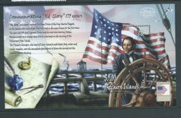 Pitcairn Islands 2006 Ship Charles Doggett Tahiti Rescue Miniature Sheet MNH - Stamps