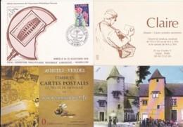 Bourses Et Salons De Collections -- Lot De 64 Cartes - Borse E Saloni Del Collezionismo