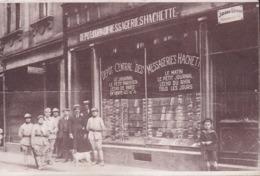 CPA - 53 - MAYENNE - Dépot Central Des Messageries Hachette - RARE !!!!! - Mayenne