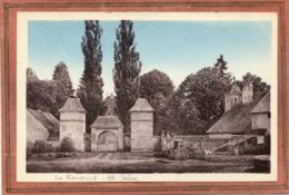 CPA - La ROCHELLE (70) - Aspect De L'entrée Du Château Dans Les Années 30 - Frankreich
