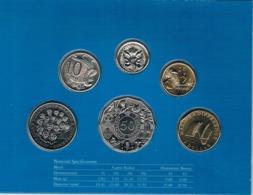 Australia • 2003 • Uncirculated Coin Set - Volunteers - Sets Sin Usar &  Sets De Prueba