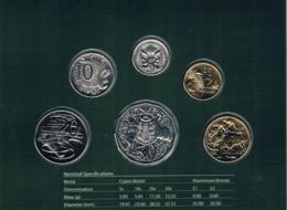 Australia • 2004 • Uncirculated Coin Set - Sets Sin Usar &  Sets De Prueba