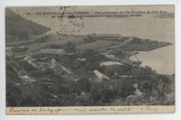 ° NOUVELLE CALEDONIE ° Vue Générale Du Pénitencier De L'île NOU ° BAGNE ° - Nouvelle-Calédonie