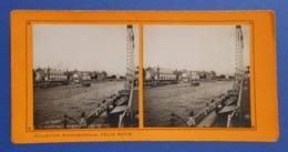 Clichés Stéréoscopiques Albuminés Sur Carton - Paris - Exposition De 1900 - Berges De La Seine - Photos Stéréoscopiques