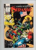 Strange N°276 L'araignée - Iron Man - Namor - Les Vengeurs De 1992 - Strange