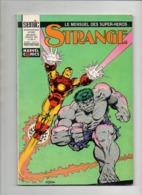 Strange N°253L'araignée - La Division Alpha - Iron Man - Les Vengeurs De 1991 - Strange
