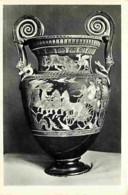 Art - Antiquités - Roma - Museo Nazionale Di Villa Giulia - Cratère - Arte Falisea - 4e S Av JC - Voir Scans Recto-Verso - Antichità