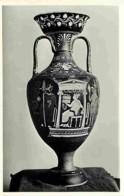 Art - Antiquités - Roma - Museo Nazionale Di Villa Giulia - Anfora Rappresentante Il Culto Reso A Une Tomba - Arte Apula - Antichità
