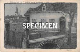 2 Huis Van P. Verbiest Op De Queckmote 1623 - Pittem - Pittem