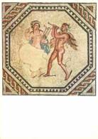 Art - Mosaiques - Mosaique De Dionysos à Coté De La Cathédrale - 220 Après JC - Voir Scans Recto-Verso - Arts